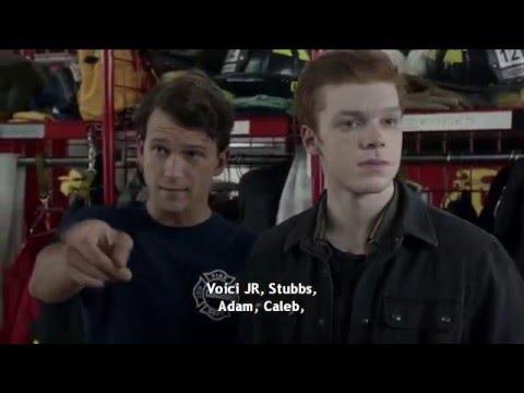 Ian Gallagher & firemen - Shameless VOSTFR