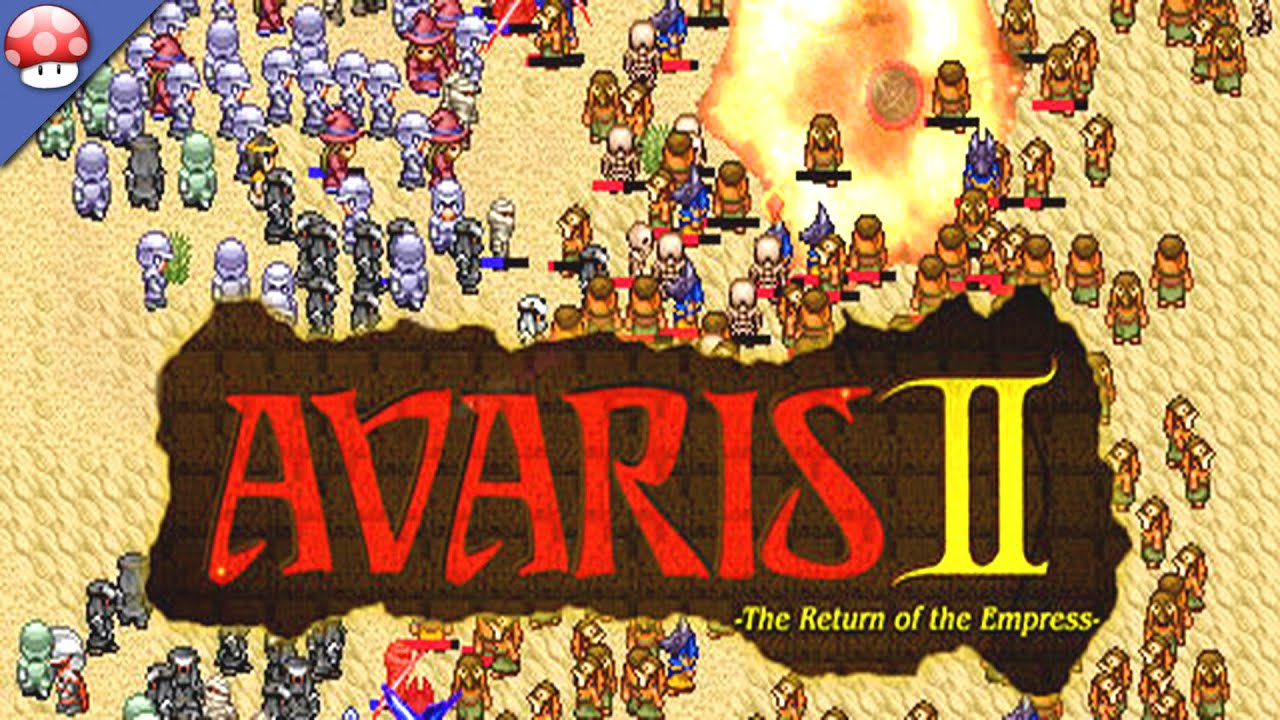 Avaris 2: The Return of the Empress Gameplay [PC/60FPS/1080p]