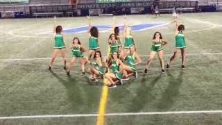 """Me Too"" Choreography for New York Cosmos Girls Halftime Performance"