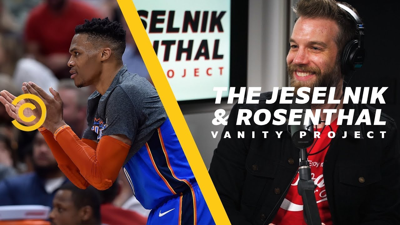 Russell Westbrook Is Not to Be Messed With - The Jeselnik & Rosenthal Vanity Project