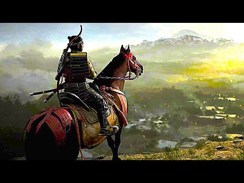 Ghost of Tsushima EXTENDED Trailer PS4 (2018)