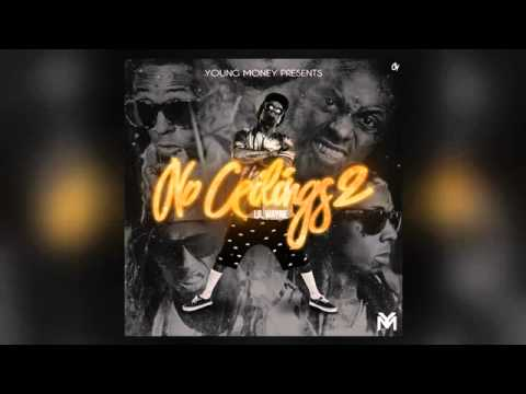 Lil Wayne - Destroyed ft Euro  No Ceilings 2 (NO AUTOTUNE)