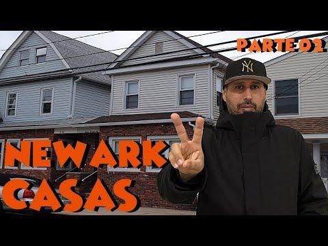 NEWARK NEW JERSEY!! ASSESSORIA GRÁTIS  parte 2 CASAS CONTA EM BANCO E TELEFONE