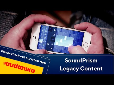SoundPrism Electro Mini –Create complex harmonic soundscapes using just your thumbs