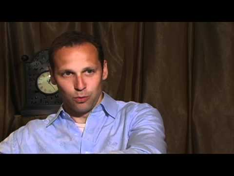 Thriller and Comic Book Writer: An Interview with Gregg Hurwitz