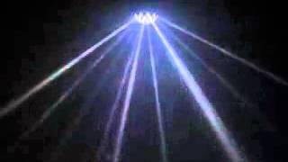 Acme Astro LED Mirror Ball Disco Effect Light @ AstoundedDotCom
