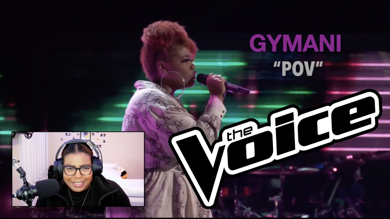 Download Gymani - The Voice Blind Audition 2021 REACTION