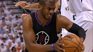 Chris Paul and The Clippers Force a Game 7 in Utah! | April 28, 2017