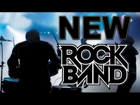 New Rock Band Game in the Works - The Know