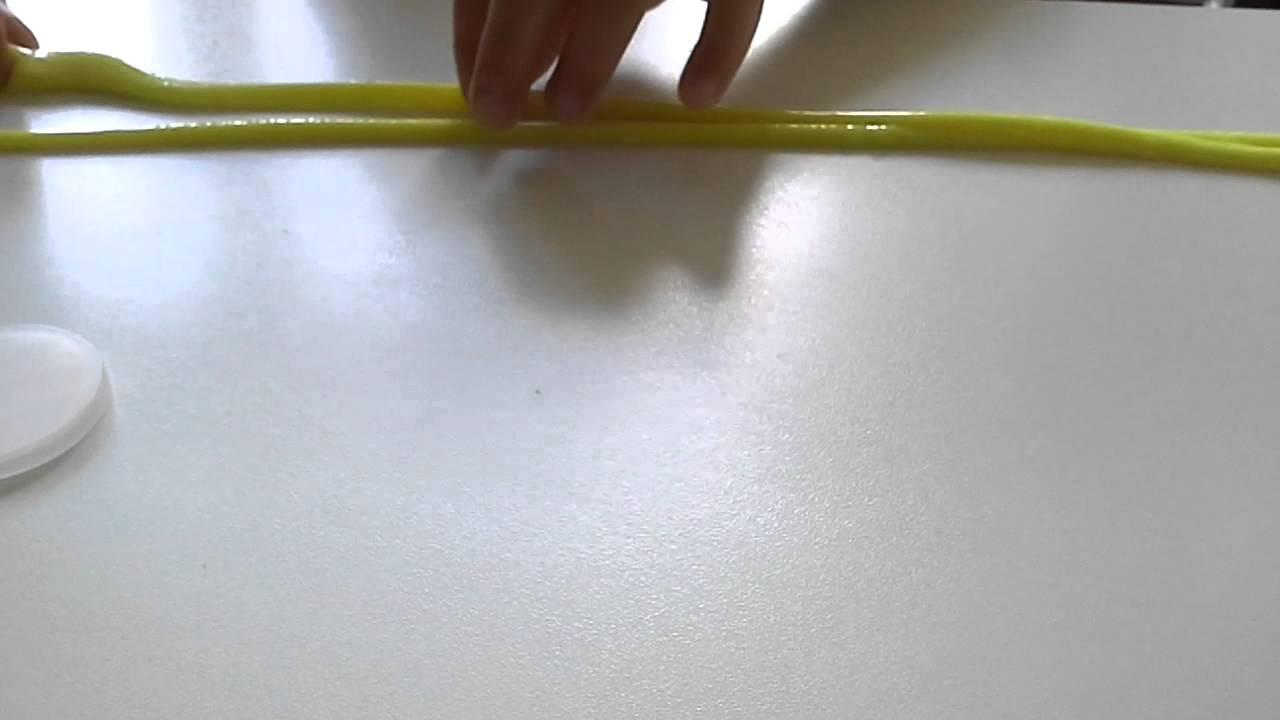 pate à proute test de emy de la pate gluante