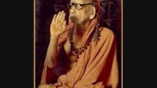 Shobha Ramesh -  From Aacharya Hrudayam - Sri Chandra Sekara (Shankarabharanam) (part 1)