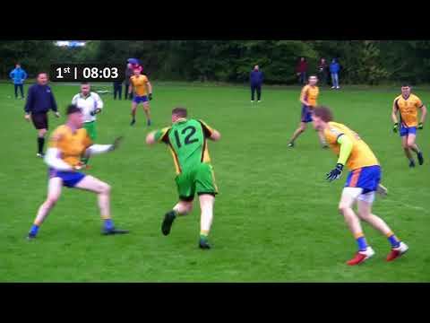 GAA All Ireland Junior Club Football Sevens 2017 - Cup Final