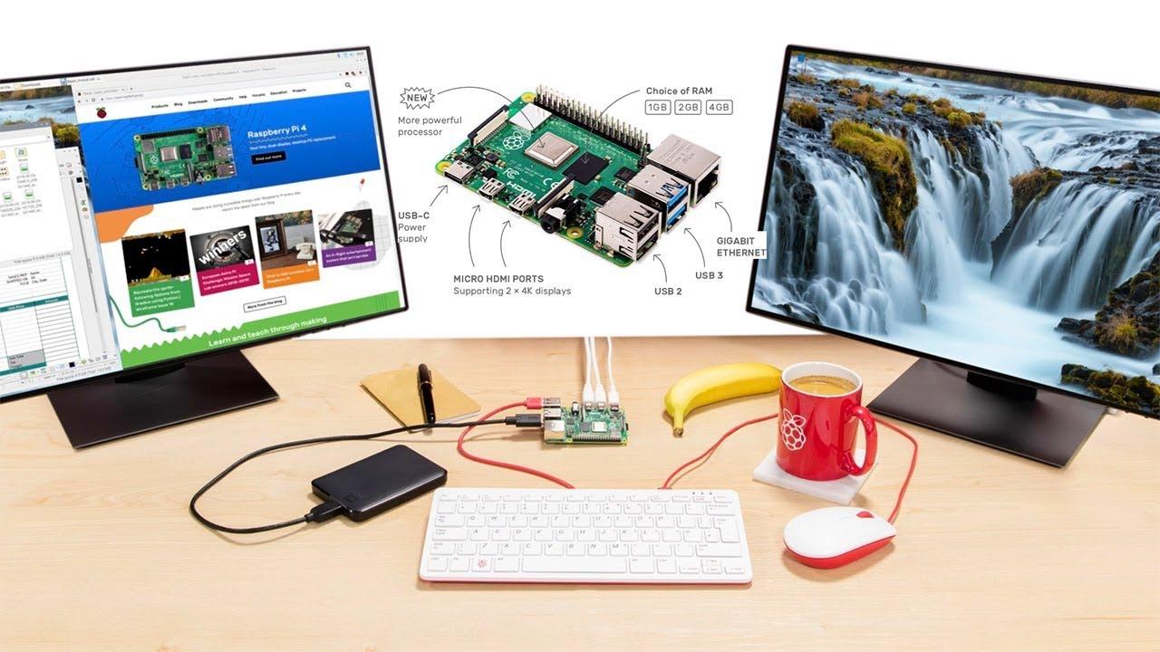 Raspberry Pi 4, Kano PC & Google Chrome Spying