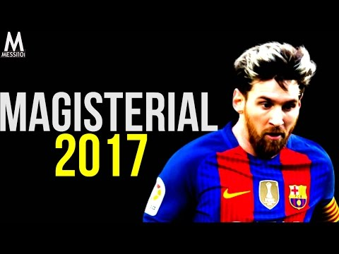 Lionel Messi 2017 ▶ Hall Of Fame ◀ INSANE Dribbling Skills & Goals 2016/17 ¦ HD NEW