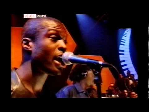 Courtney Pine & Lynden David Hall - Lady Day (& John Coltrane) (Live On Later With Jools Holland)