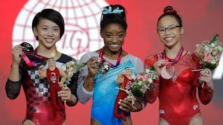 ЧМ 2018 (женщины) – Многоборье / 2018 World Championships (women) – All Around