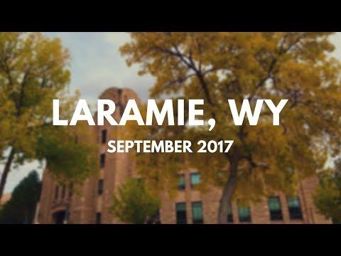 September 2017: University of Wyoming