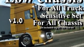 ETS2 Low Chassis v1.0