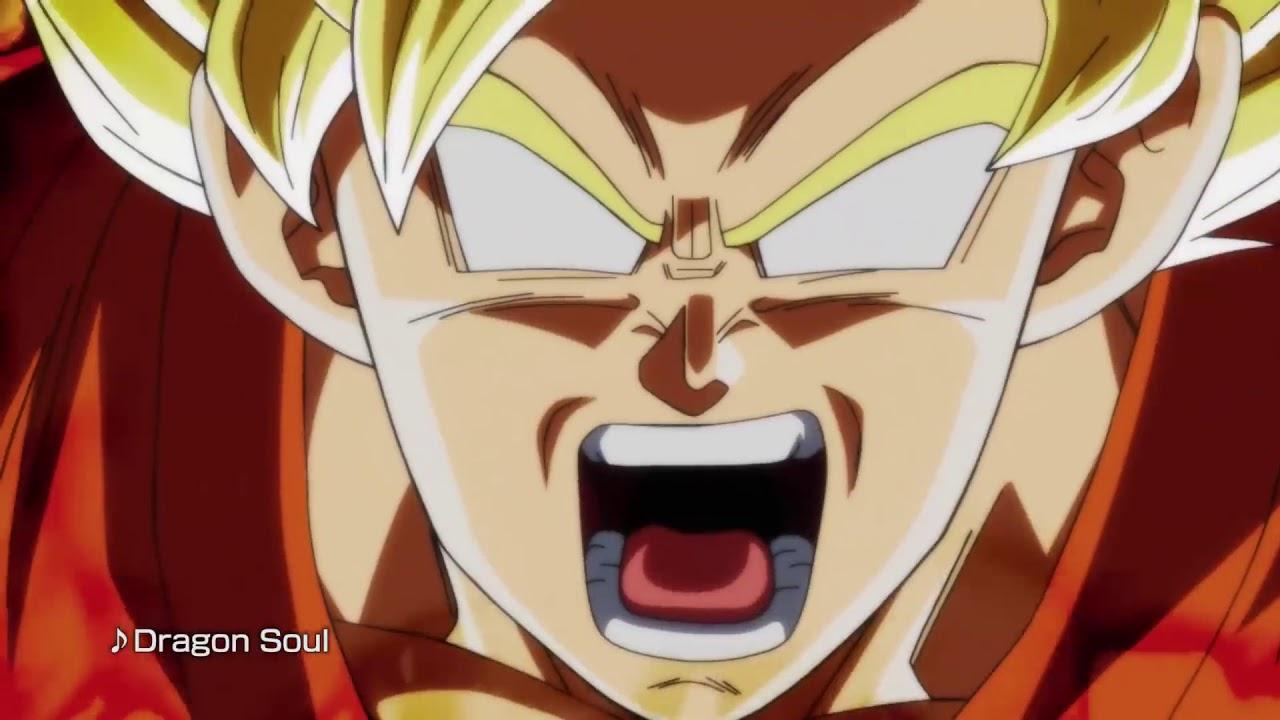 7 viên ngọc rồng : hành tinh hắc ám - Dragon Ball Heroes: Universe Mission  2018