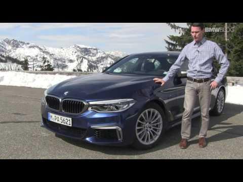 2017 BMW M550i xDrive - Review