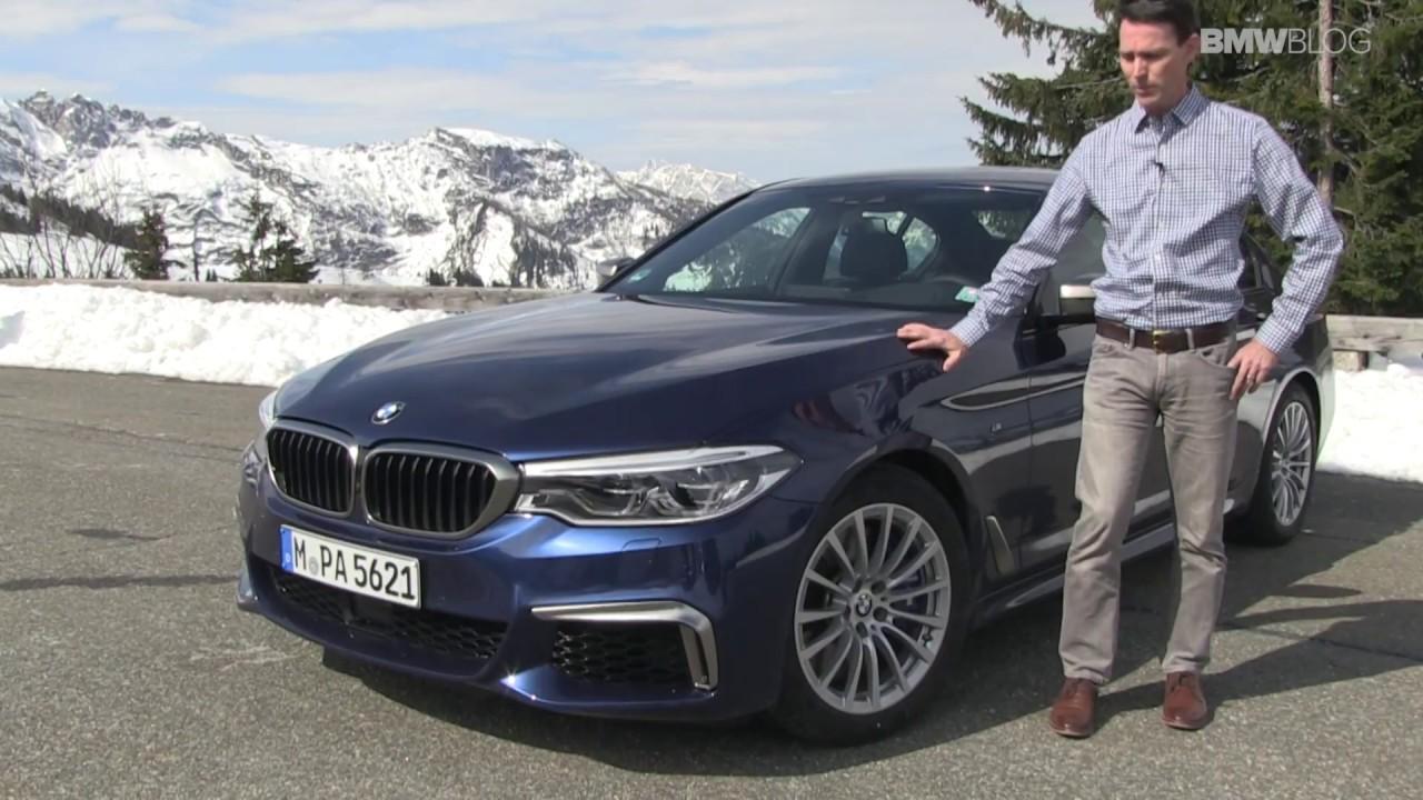 2017 Bmw M550i Xdrive Review