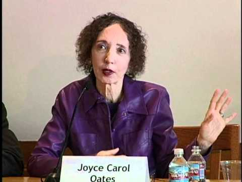 Panel Discussion with Joyce Carol Oates