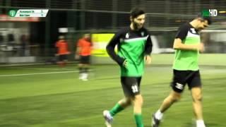 Mert Spor - Osmangazi Fk Maç özeti / İZMİR / iddaa Rakipbul Ligi 2015 Açılış Sezonu