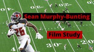 Tampa Bay Buccaneers Cornerback- Sean Murphy Bunting Film Study