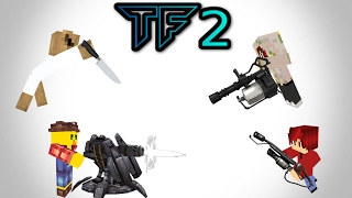 Team Fortress 2 with Eevee and Friends