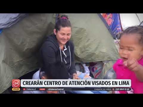 Venezolanos acusan que llevan dos meses en Tacna esperando por entrar a Chile