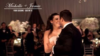 Michelle + Jamie's Four Seasons Wedding Video - Austin Wedding Videographer(, 2014-06-17T18:47:31.000Z)