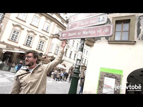 #jetovtobě s Jankem Rubešem – Prohlídka Prahy tak trochu…