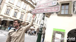 #jetovtobě s Jankem Rubešem – Prohlídka Prahy tak trochu jinak