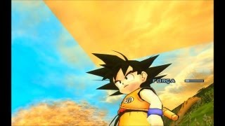GTA SA EVOLUTION DOWNLOAD SKIN GOKU CRIANÇA COM BASTÃO MÁGICO KAKAROTO KID FULL HD 1080