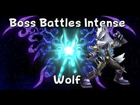 Super Smash Brothers Brawl - Boss Battles Intense - Wolf