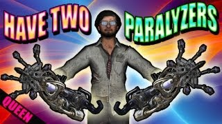 How To Have 2 Paralyzers On Solo :buried Zombies Glitch Ps3 Xbox 360 Buried Glitches