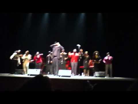 Brent Jones & T.P. Mobb - War  (Live in theatre)