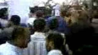 Vidéo-0009 Maroc 26 Juin Tanger 2 milions manifestons  تسونامي طنجة