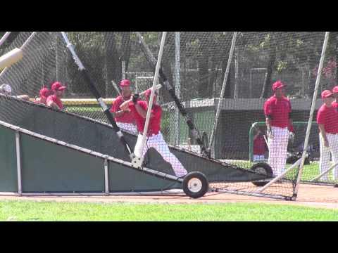 Alex Blandino, 2B, Cincinnati Reds
