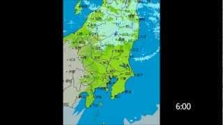 雨量データ 20120404 thumbnail