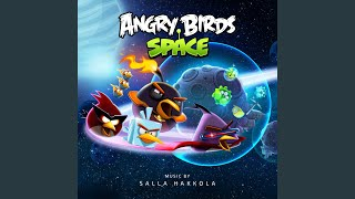Angry Birds Space Theme