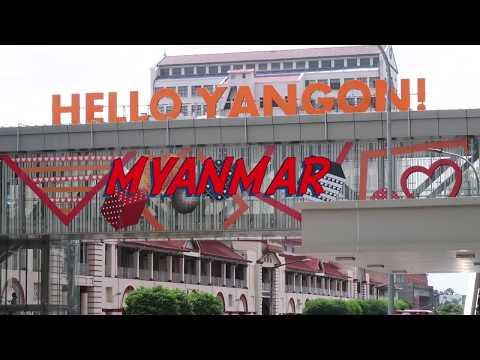 What to see in Yangon and Bagan Myanmar Vlog