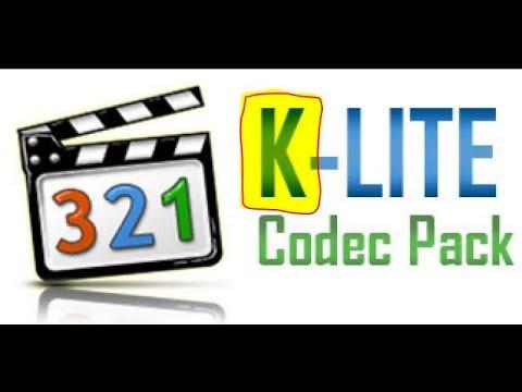 K-Lite Codec Pack - Instalação & Download 2018!!!