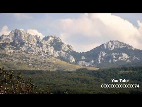 Beautiful Nature in Croatia. Trailer. Krásna Chorvátska príroda