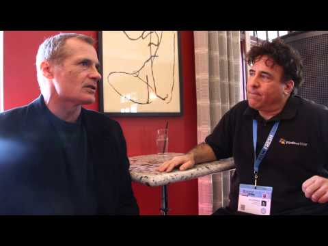 "Interview with ""Coldwater"" star James C. Burns at SXSW 2013"