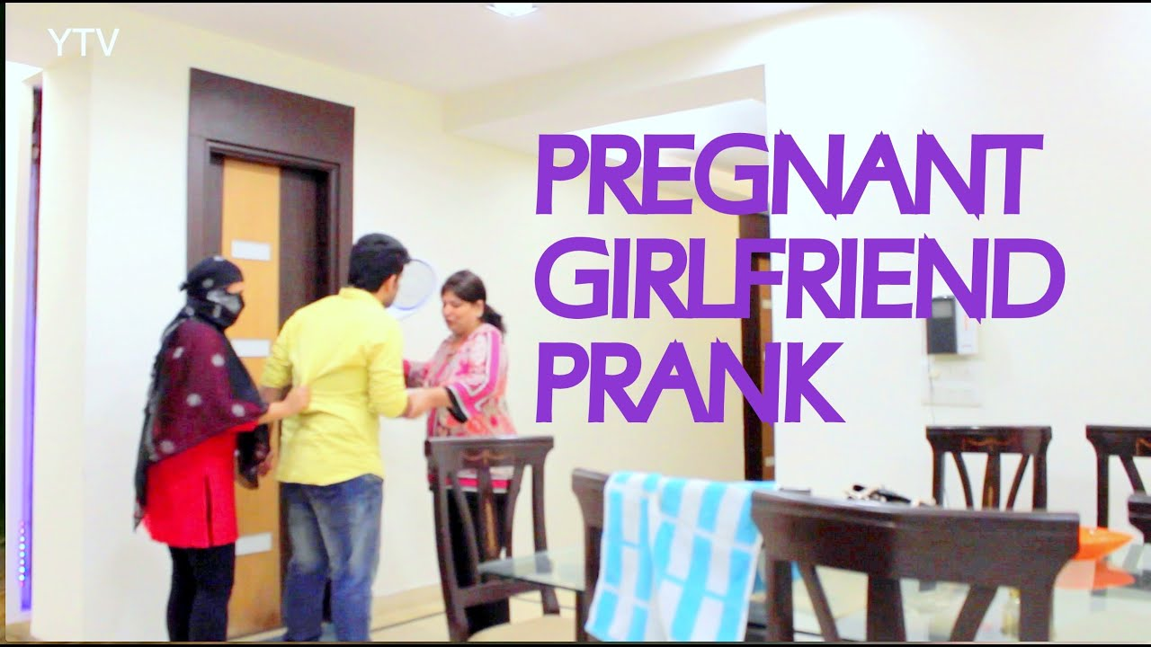 My girlfriend is pregnant...?