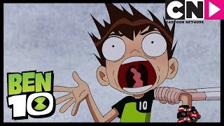 ben 10 mysterious fog turns evil fear the fogg cartoon network