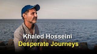 Gambar cover Khaled Hosseini – Desperate Journeys