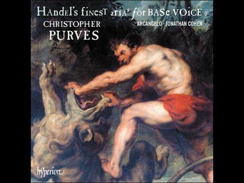 Handel's Finest Arias for Base Voice, Vol.2 - Christopher Purves, J. Cohen, Arcangelo