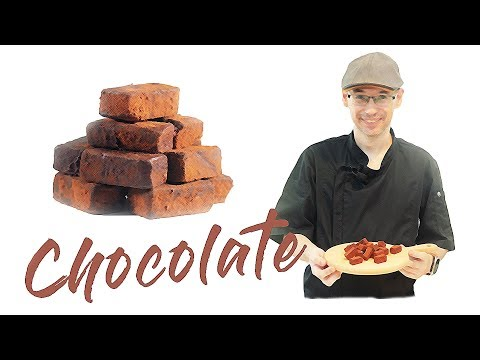 Learn CHOCOLATE-Making with Raymon from Holland!